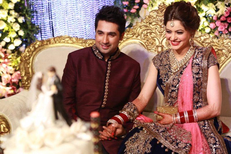 http://bollywoodgaram.com/wp-content/uploads/2013/12/Aamna-Sharif-wedding-reception-3.jpg Aamna Sharif Wedding