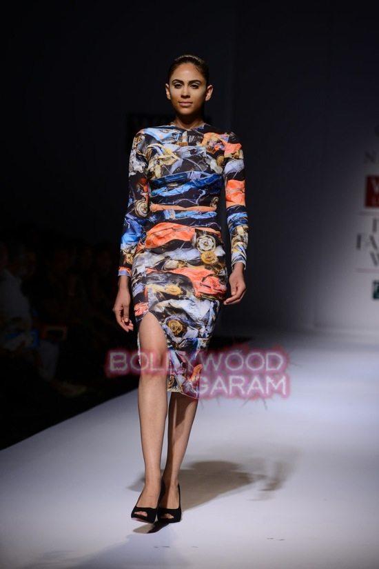 wills lifestyle india fashion week 2015 photos gauri and