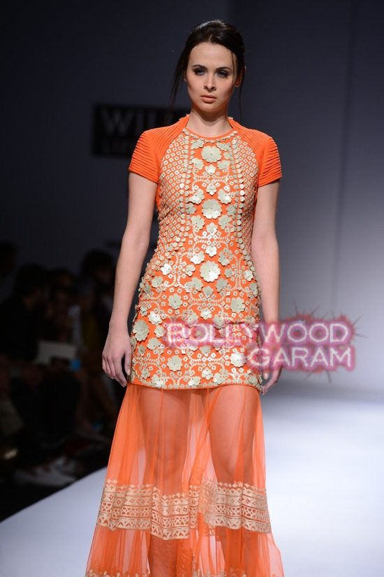 Fashion Shows 2015 India Sahil Kochhar WLIFW