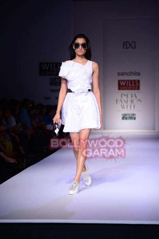 Wills Lifestyle India Fashion Week 2015 New Delhi Archives