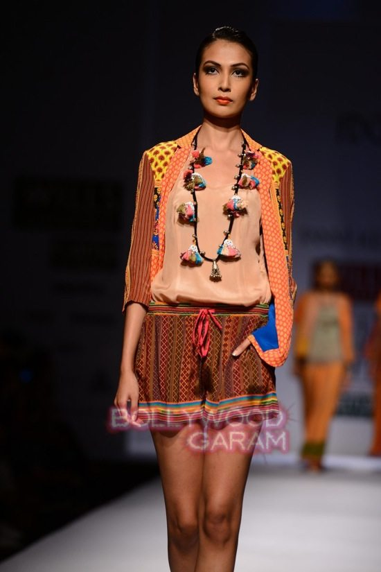 Wills Lifestyle India Fashion Week 2015 Photos Tanvi