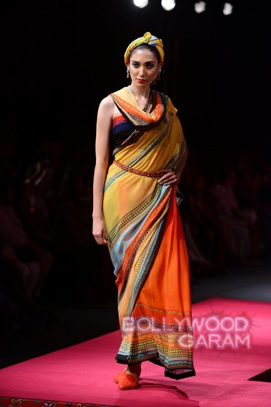 Fashion Show 2015 Indian Tarun tahiliani WIFW