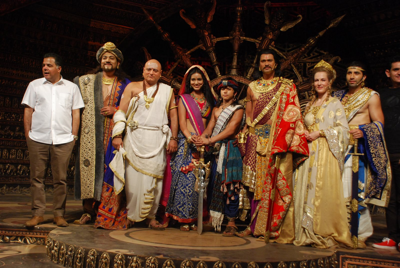 Colors website ashoka - 10 Reasons Why You Should Watch Chakravartin Ashoka Samrat On Colors