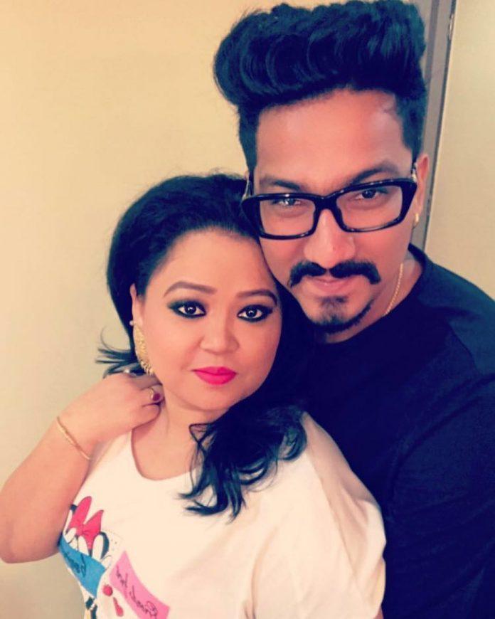 Comedian Bharti Singhs PreWedding Photoshoot  YouTube