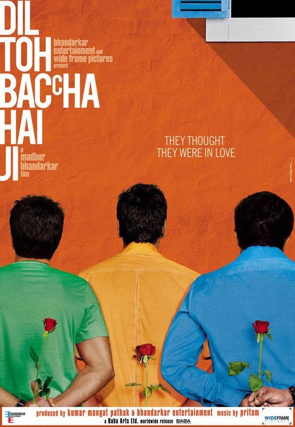 Dil Toh Baccha Hai Ji- First look