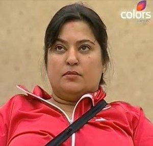 Dolly Bindra in Bigg Boss 4