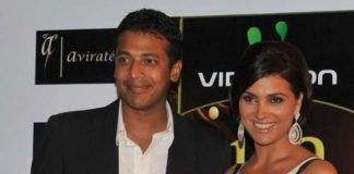 Bollywood actress Lara Dutta talks to People about her love for Mahesh Bhupathi