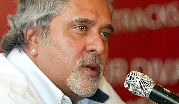 Vijay Mallya at IFFI