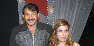 Manoj Tiwari eliminated from Bigg Boss 4 – Meets wife in hospital