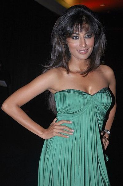 Bollywood actress Chitrangada Singh poses for a picture in Mumbai