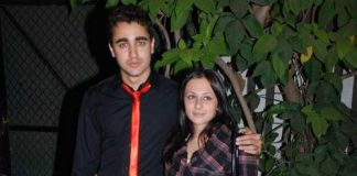 The sad newly married life of Imran Khan & Avantika – No honeymoon due to work!