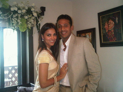 Lara dutta dating mahesh bhupathi