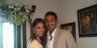 Lara Dutta becomes Mrs.Mahesh Bhupathi – Church wedding to take place in Goa