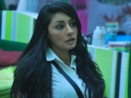 Mahek Chahel eliminated from Bigg Boss 5