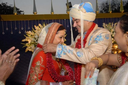 Reema Sen Wedding