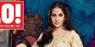 Amrita Singh and Saif Ali Khan's daughter Sara's first glamour appearance
