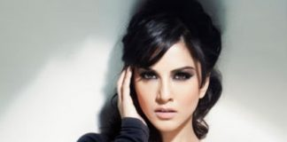 Sunny Leone Reveals Her Jism 2 Look on Twitter