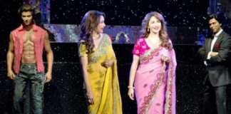 Madhuri Dixit unveils wax statue at Madame Tussauds London