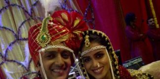 Genelia D'Souza and Riteish Deshmukh finally tie the knot