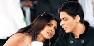 Priyanka Chopra absent from Shahrukh Khan's Christmas bash