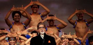 Salman Khan avoids Amitabh Bachchan at IPL 5 opening Ceremony?