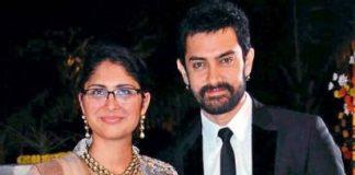 Aamir Khan shoots promos of Satyamev Jayate with son Azaad