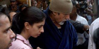 Amitabh Bachchan experiences abdominal pain again