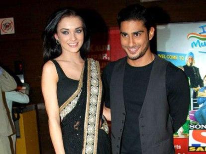 Prateik Babbar and Amy Jackson Secretly Register Their ...