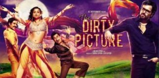 The Dirty Picture movie TV premiere stalled abruptly