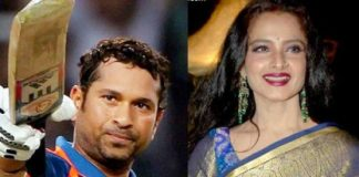 Sachin Tendulkar and Rekha Nominated for RS membership