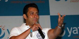 Salman Khan refuses to promote Arjun Kapoor on Twitter