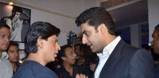 Shahrukh Khan and Abhishek Bachchan to work together in upcoming film