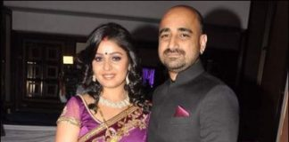 Sunidhi Chauhan and Hitesh Sonik get hitched