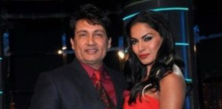 Veena Malik sizzles on Movers and Shakers