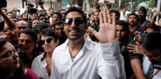 Abhishek Bachchan signed for Bhojpuri flick