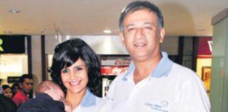 Mandira Bedi and Raj Kaushal to welcome second child