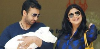 Shilpa Shetty and Raj Kundra bring home their bundle of joy