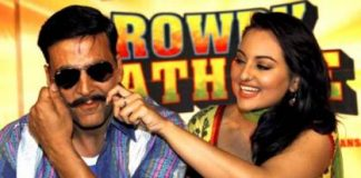 Rowdy Rathore movie review, too loud to handle