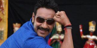 Ajay Devgn does desi item song for Bol Bachchan