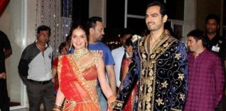 Esha Deol gets hitched to Bharat Takhtani, Sunny and Bobby Deol missing from wedding
