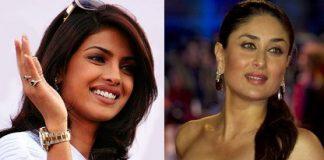 Priyanka Chopra and Kareena Kapoor patch up on Heroine sets