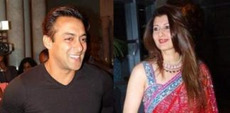 Salman Khan bonds with former girlfriend Sangeeta Bijlani