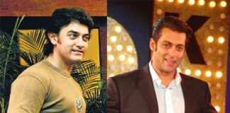 Salman Khan proud of Aamir Khan