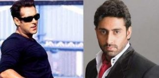 Abhishek Bachchan and Salman Khan forget past differences