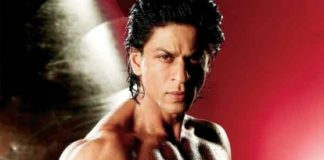 Shahrukh Khan to work hard for eight pack abs for Happy New Year