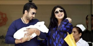Shilpa Shetty announces official name of new born son