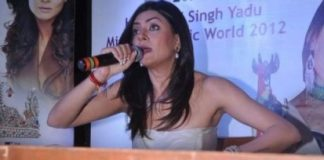 Sushmita Sen reveals underwear at I Am She conference