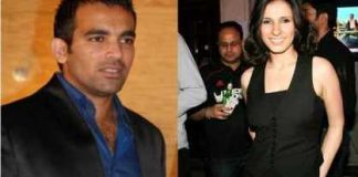 Zaheer Khan dating VJ Ramona Arena?