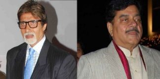 Shatrughan Sinha visited by Amitabh Bachchan and Jaya
