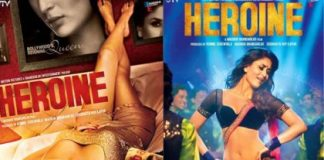 Is Heroine first poster inspired?